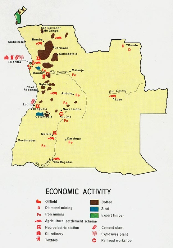 Georgraphy Egypt - Map of egypt's natural resources
